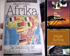 Afrika Sammlung erstellt von Mephisto-Antiquariat