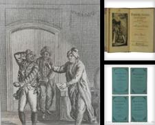 Literatur 17.-19. Jahrhundert Sammlung erstellt von Antiquariat Heuberger (VDA / ILAB)