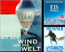 Abenteuer Sammlung erstellt von Wiss. Antiquariat Heinz Buschulte