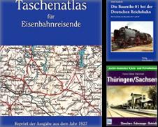 Eisenbahn Sammlung erstellt von Antiquariat Dr. Rainer Minx, Bücherstadt
