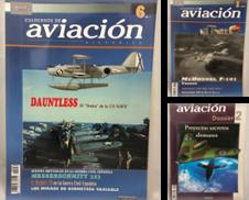 Aviación de Ababol libros y regalos