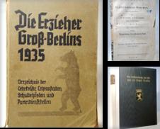 Berlin und Brandenburg Sammlung erstellt von Matthias Severin Antiquariat