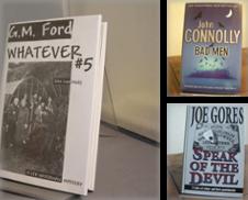Mystery Sammlung erstellt von Bungalow Books, ABAA
