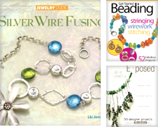 Beadwork Curated by Prairie Creek Books LLC.