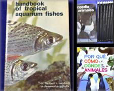 Animales de libro inmortal