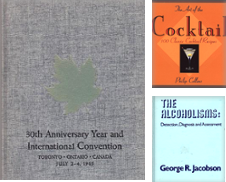 Alcohol Curated by Shamrock Books