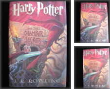 Harry Potter Curated by HERB RIESSEN-RARE BOOKS