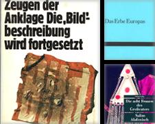 Signierte Exemplare Sammlung erstellt von Goethe & Companie