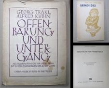 1877-1959 Sammlung erstellt von Antiquariat Schröter -Uta-Janine Störmer