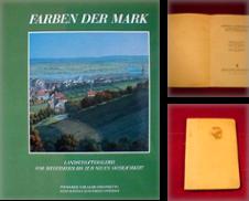 Ausstellungskataloge Sammlung erstellt von Antiquariat Olaf Drescher
