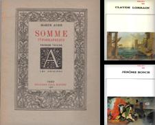 Bibliographies Curated by Librairie Seigneur