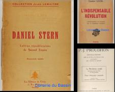 Actualités politiques Proposé par Librairie du Bassin