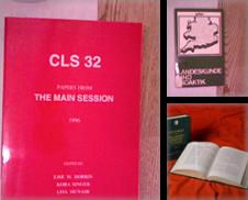 Anglistik Curated by Antiq. Bookfarm/ Sebastian Seckfort