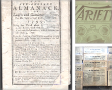 Almanacs Curated by OLD WORKING BOOKS & Bindery (Est. 1994)