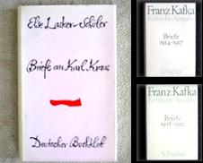 Belletristik (Briefe & Tagebücher) Sammlung erstellt von Antiquariat und Verlag Nikolai Löwenkamp