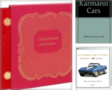 Auto Curated by Antiquariat Dr. Rainer Minx, Bücherstadt