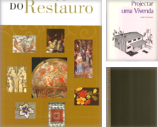 Arquitectura Património e Restauro Curated by Livraria Avelar Machado - Alfarrabista