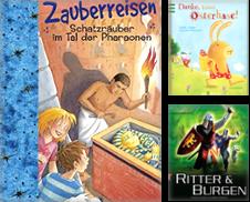Kinder- und Jugendbücher, Kinder- und Jugendbücher Sammlung erstellt von Antiquariat BuchX