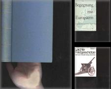 Bücher 1 Sammlung erstellt von Antiquariat Roland Füchsle