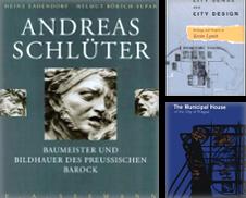 Architektur und Bauwesen Sammlung erstellt von Antiquariat KAMAS