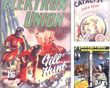 British 1950s Science Fiction Paperbacks Curated by Stuart W. Wells III