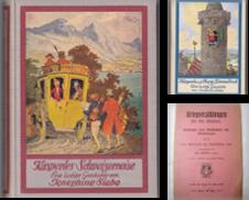 Kinderbücher vor 1950 Sammlung erstellt von Versandantiquariat Bolz