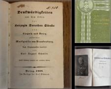 Biographien Sammlung erstellt von Antiquariat Lastovka GbR