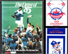 Baseball Media Guides Sammlung erstellt von DTA Collectibles