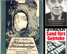 BÜCHER (Geschichte) Sammlung erstellt von Signum Antiquariat