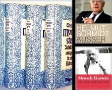 Biographien Sammlung erstellt von Leserstrahl  (Preise inkl. MwSt.)
