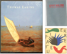 Artist's Monographs Sammlung erstellt von Galerie Buchholz OHG (Antiquariat)
