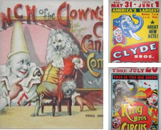 Circus Curated by White Fox Rare Books, ABAA/ILAB
