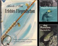 Angeln, Fischen Sammlung erstellt von Versandantiquariat Karin Dykes