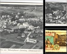 Ansichtskarten Sammlung erstellt von Alzheimer Bücherwald Projekt