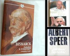 Autobiografie Sammlung erstellt von Versandantiquariat Christian Back