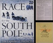 Antarctic Sammlung erstellt von Gert Jan Bestebreurtje Rare Books (ILAB)