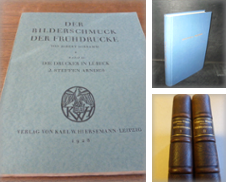 Bibliographien Sammlung erstellt von Krull GmbH
