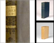 Male Novelists Sammlung erstellt von Jarndyce, The 19th Century Booksellers