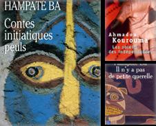 Littérature Africaine Proposé par Tamery