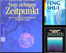 Esoterik Sammlung erstellt von Antiquariat Wortschatz