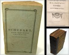Alte Drucke bis 1800 Sammlung erstellt von Antiquariat Bärbel Hoffmann