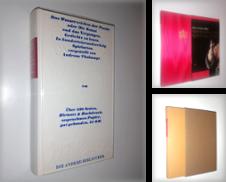 Andere Bibliothek Sammlung erstellt von Antiquariat Stefan Küpper
