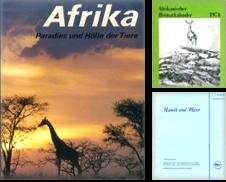 Afrika Sammlung erstellt von Antiquariat Liberarius - Frank Wechsler