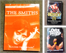 1980s Popular Culture Curated by Lacey Books Ltd