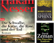 Action & Abenteuer Sammlung erstellt von Gabis Bücherlager