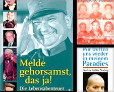 Autobiographie Sammlung erstellt von Eugen Friedhuber KG