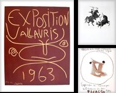 affiches-Picasso Proposé par La Basse Fontaine