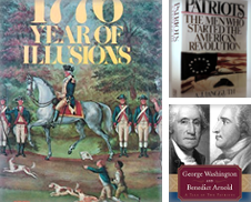 American Revolution Curated by Browse Awhile Books