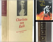 Kulturgeschichte Sammlung erstellt von Antiquariat Heiner Henke