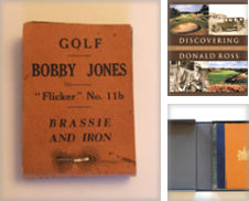 Golf Books Curated by Valuable Book Group, LLC